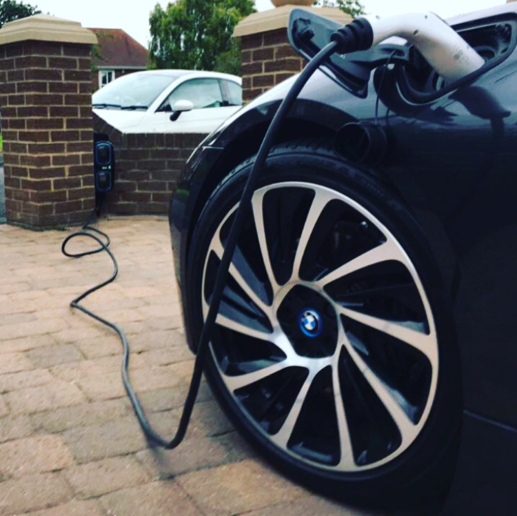 How do you actually charge an electric vehicle?